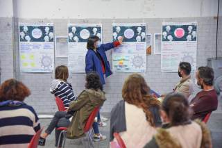 Junglathon presentazione progetti - 27 settembre